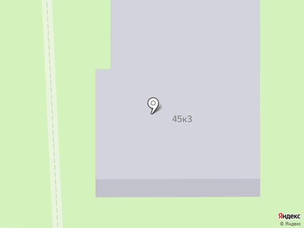Центр проката лыж на карте Кемерово