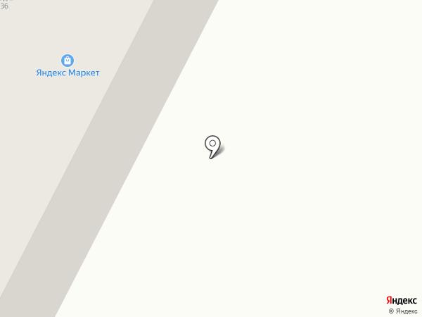 Метелица на карте Кемерово
