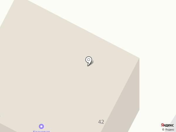 Крановая компания на карте Кемерово