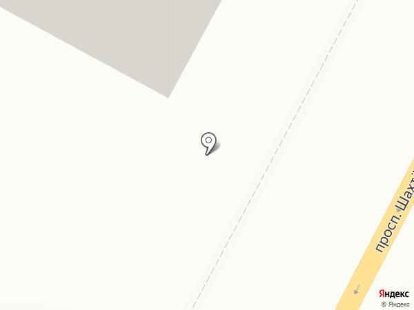 Шоколад на карте Кемерово
