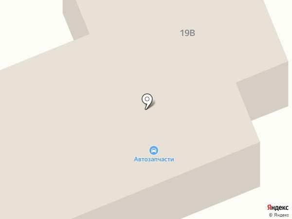 Маяк на карте Бачатского