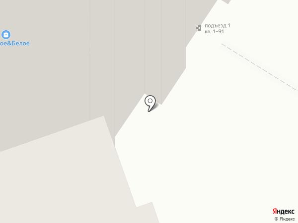 Пиллон на карте Кемерово