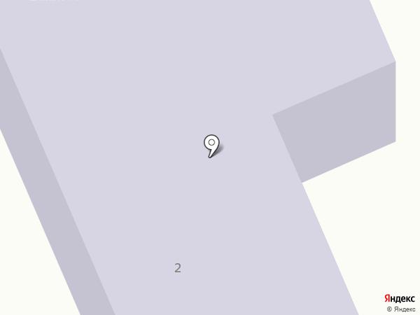 Библиотека №5 на карте Бачатского