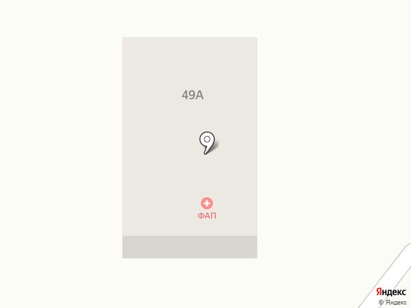 Александровский фельдшерско-акушерский пункт на карте Александровки