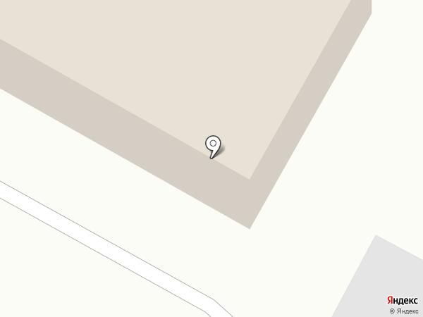 Автосервис на Радуге на карте Кемерово