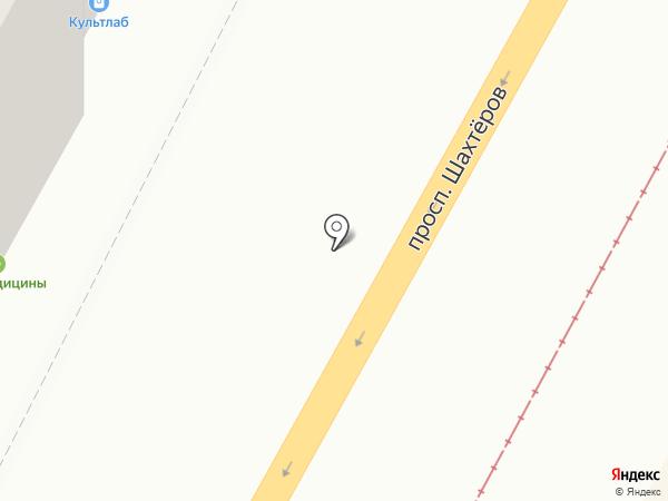Альфа-Л на карте Кемерово