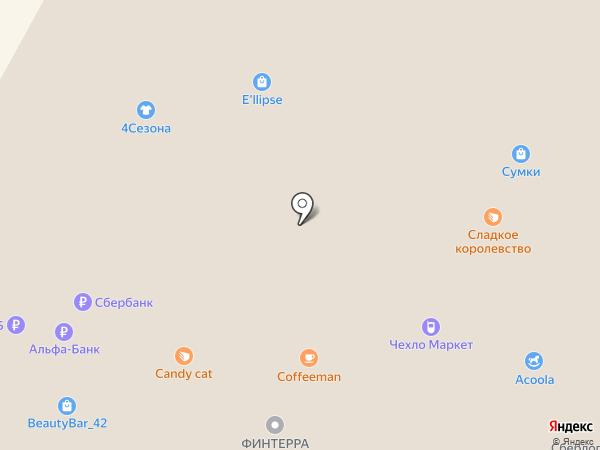 Дисконт-оптика на карте Кемерово