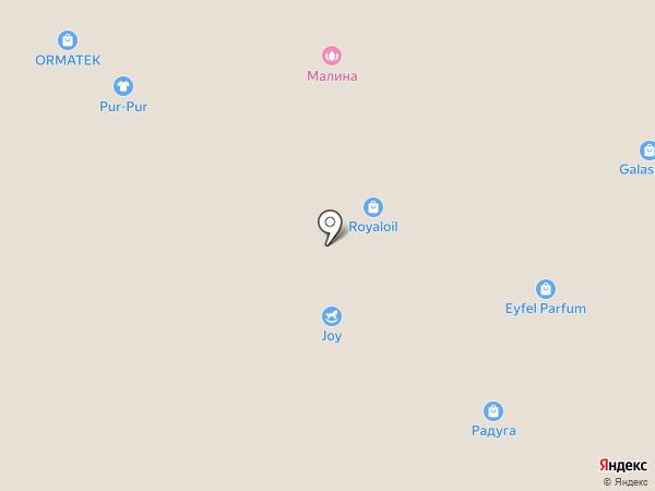 Бутик сумок на карте Кемерово