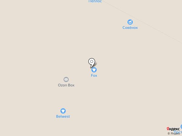 Fayz на карте Кемерово