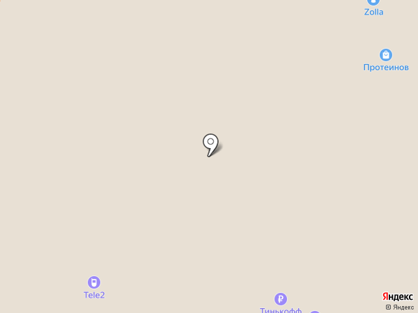 Вишня на карте Кемерово