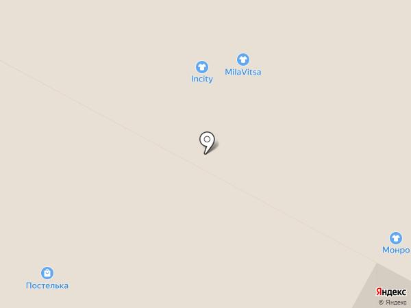 Sela на карте Кемерово