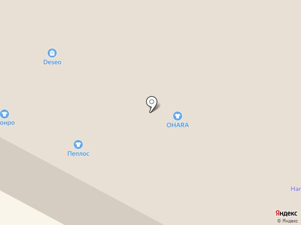 Райф на карте Кемерово