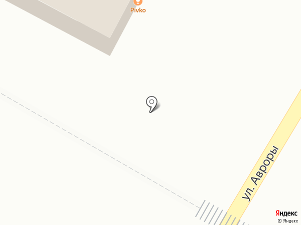 Пивная Розливная на карте Кемерово