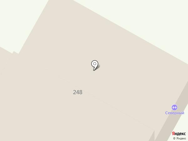 Лягушонок на карте Кемерово