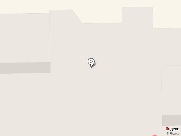 Волшебный пёс на карте Кемерово