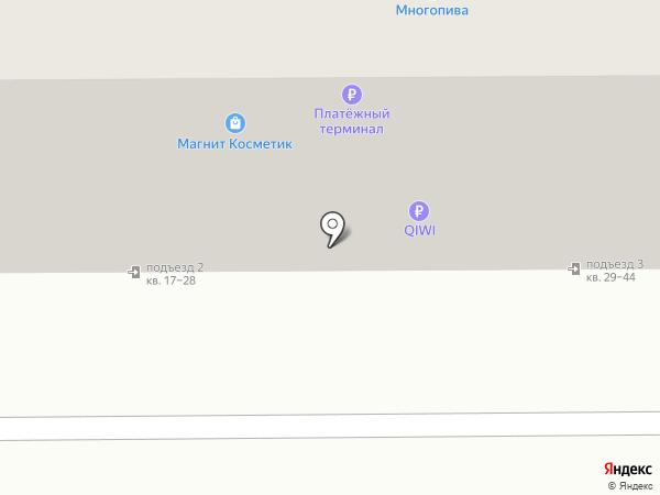 Бегемот на карте Кемерово