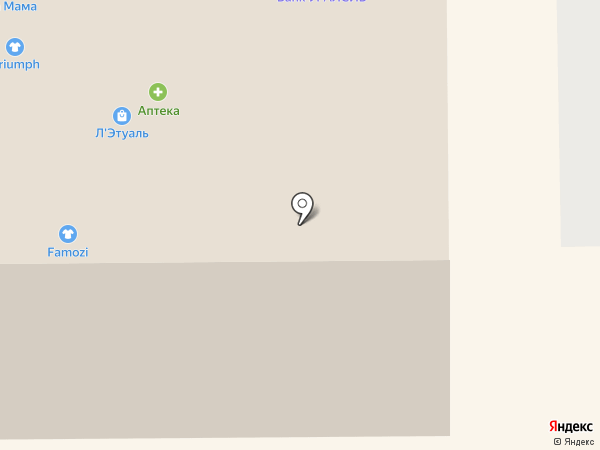 Oggi на карте Кемерово