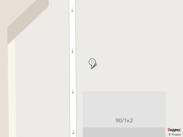 Жар-птица на карте Кемерово