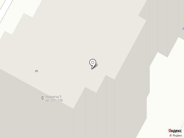 Лайм на карте Кемерово