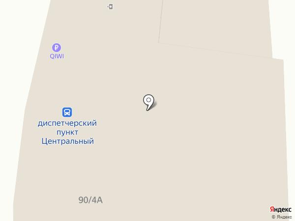 Собус-тур на карте Кемерово