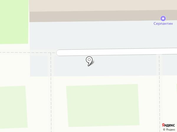 Букмекер на карте Кемерово