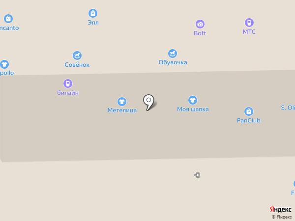 KETROY на карте Кемерово