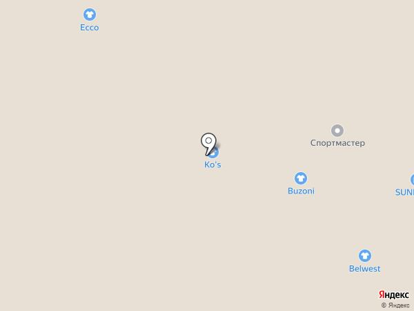 El Corazon на карте Кемерово