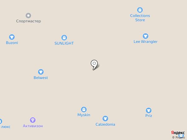 Ko`s на карте Кемерово