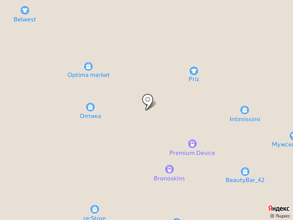 Avelon на карте Кемерово
