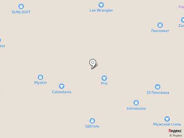 VITACCI на карте Кемерово