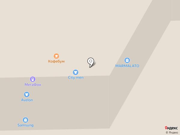 Петбург на карте Кемерово