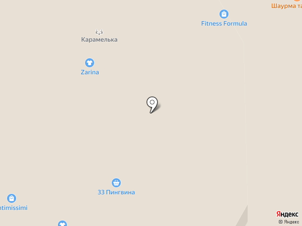 Город белья на карте Кемерово