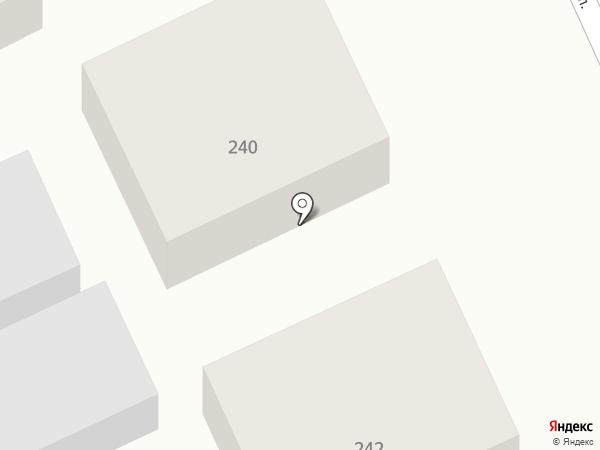 Компания по производству и продаже свежих грибов на карте Ленинска-Кузнецкого