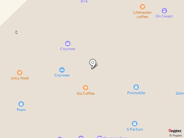 Постелька на карте Кемерово