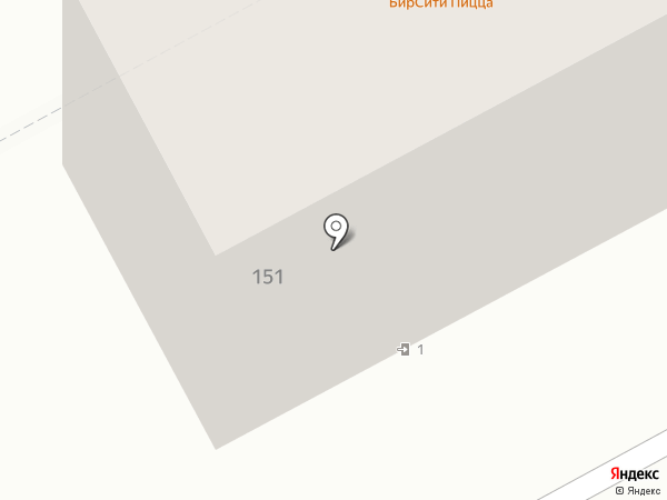 Данко на карте Кемерово