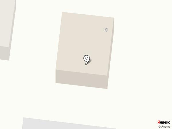 Почтовое отделение связи №18 на карте Ленинска-Кузнецкого