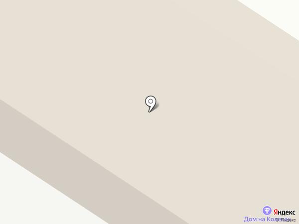Сотка на карте Кемерово