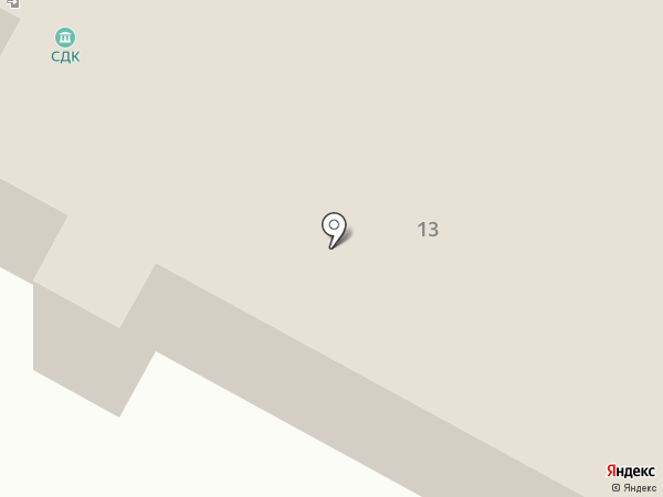 Сельская библиотека на карте Свердловского