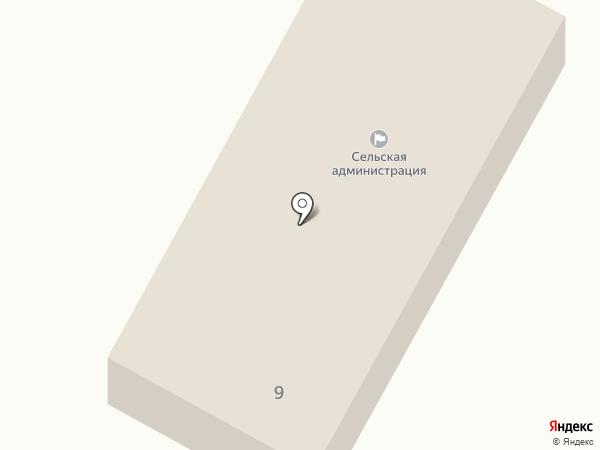 Администрация Подгорновского сельского поселения на карте Свердловского