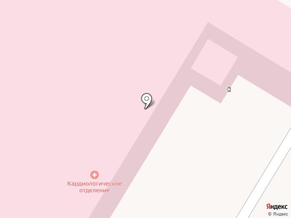 Городская клиническая больница №11 на карте Кемерово
