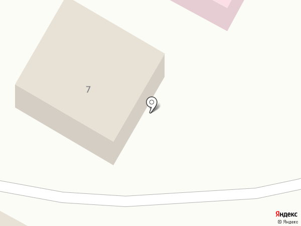 Почтовое отделение связи на карте Свердловского