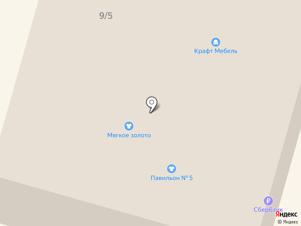 Favorite на карте Ленинска-Кузнецкого