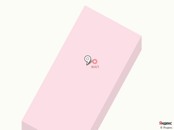 Фельдшерско-акушерский пункт на карте Свердловского