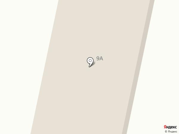 Всё из дерева на карте Ленинска-Кузнецкого