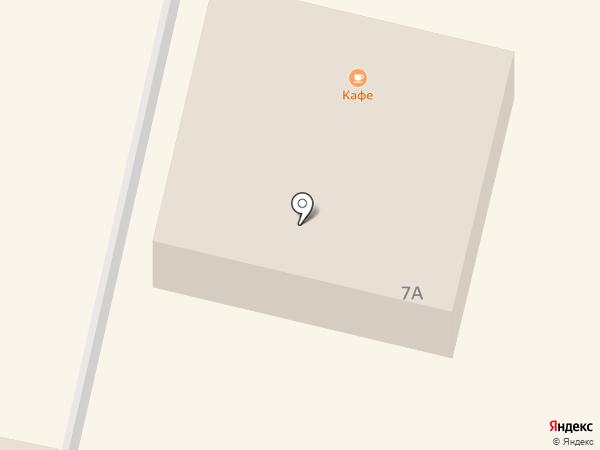 Кафе на ул. Орджоникидзе на карте Ленинска-Кузнецкого