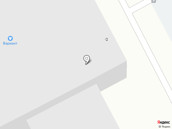 Альфатерм на карте Кемерово