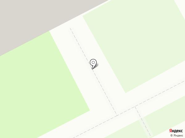 ЖКХ №2 на карте Кемерово