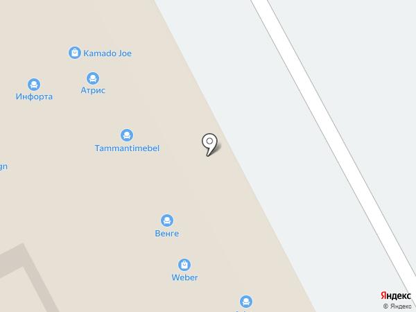 Бильярдный салон на карте Кемерово