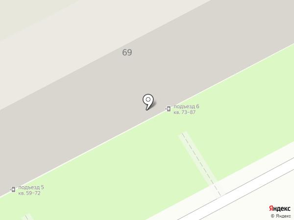 Тандем на карте Кемерово