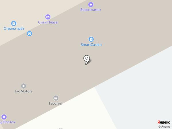 Надежность машин на карте Кемерово
